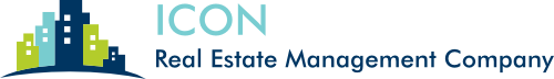 Icon Real Estate Property Management Logo