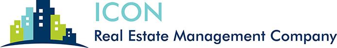 Icon Real Estate Property Management Logo